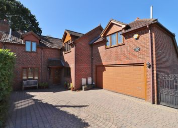 Thumbnail 5 bed detached house for sale in Netley Firs Road, Hedge End, Southampton