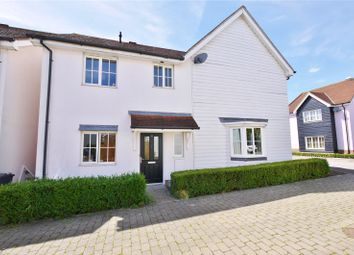 Thumbnail 2 bed semi-detached house for sale in Walter Mead Close, Ongar, Essex