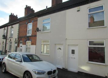 Thumbnail 2 bed terraced house to rent in Cross Street, Kettlebrook, Tamworth, Staffordshire
