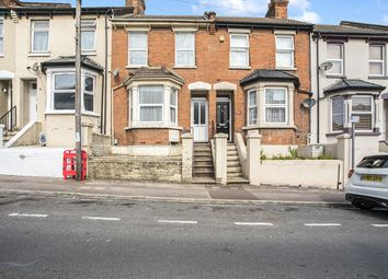 Thumbnail 4 bed terraced house to rent in Pagitt Street, Chatham