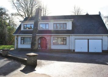 Thumbnail 4 bed detached house for sale in Glenagherty Drive, Ballymena