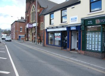 Thumbnail Retail premises to let in Holywell Street, Chesterfield
