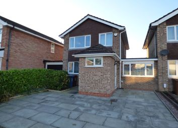 3 bed detached house for sale in Poise Brook Drive, Stockport SK2