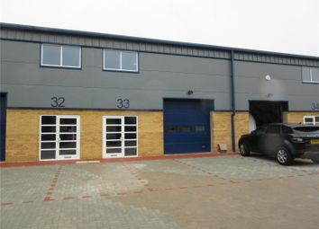 Thumbnail Light industrial for sale in Unit Glenmore Business Park, Portfield, Chichester