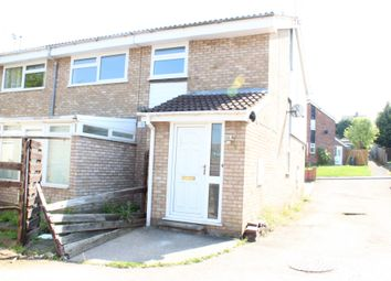 Thumbnail 2 bed maisonette to rent in Okehampton Avenue, Leicester