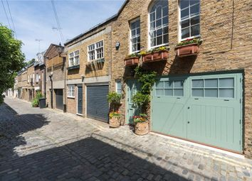 Thumbnail 3 bed mews house to rent in St. Petersburgh Mews, London