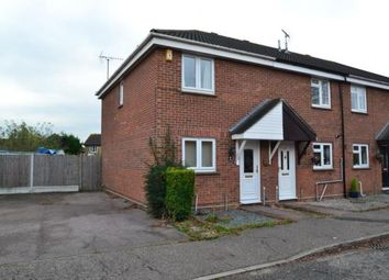 Thumbnail 2 bed end terrace house for sale in Chelmsford, Essex