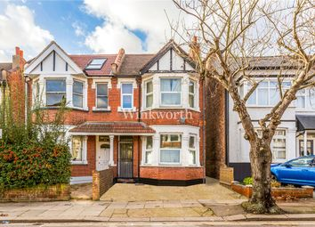 Thumbnail 2 bedroom flat to rent in Audley Road, London