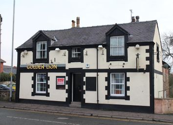 Thumbnail Pub/bar for sale in Upper Church Street, Oswestry SY11, Shropshire,