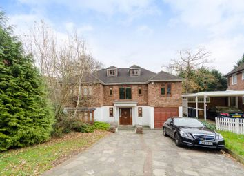 Thumbnail 6 bed detached house to rent in Henley Drive, Coombe