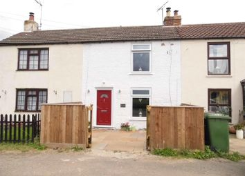 Thumbnail 2 bedroom terraced house for sale in Church Road, Tilney St Laurnece, Kings Lynn