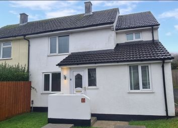 Thumbnail 3 bed semi-detached house for sale in Southernway, Plymstock, Plymouth
