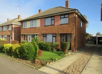 Thumbnail 3 bed semi-detached house for sale in Storrington Way, Werrington, Peterborough