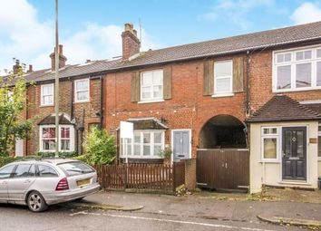 Thumbnail 4 bed terraced house for sale in Somerset Road, Redhill, Surrey