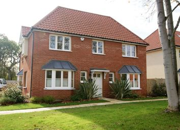 Thumbnail 4 bed detached house to rent in Wintershull Close, Takeley, Bishop's Stortford