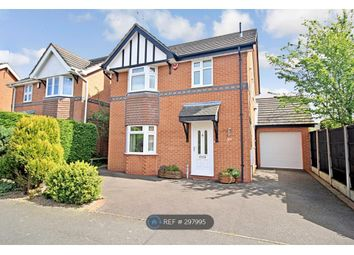 Thumbnail 3 bed detached house to rent in Gilderdale Way, Derby
