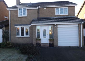 Thumbnail 4 bed detached house for sale in Eland Edge, Ponteland, Northumberland, Tyne & Wear