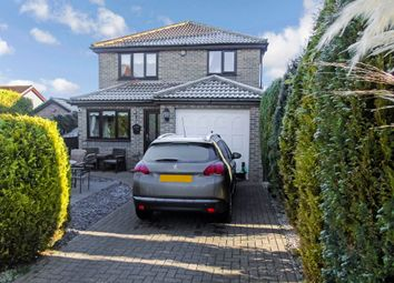 Thumbnail 3 bedroom detached house for sale in Church Park, Wheatley Hill, Durham