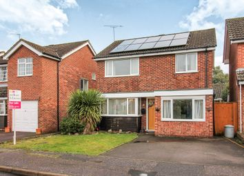 Thumbnail 4 bedroom detached house for sale in Byron Avenue, Colchester
