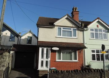 Thumbnail 2 bed semi-detached house for sale in Bristol Road, Whitchurch, Bristol