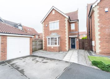 Thumbnail 4 bed detached house for sale in Cornflower Close, Hartlepool