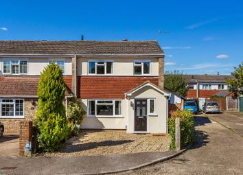 Thumbnail 3 bed end terrace house for sale in Penny Drive, Wood Street Village, Guildford