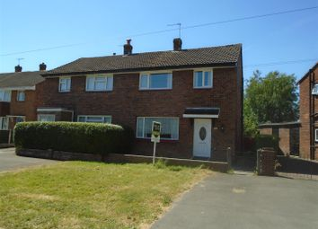 Thumbnail 3 bed semi-detached house for sale in Meadow Farm Drive, Sundorne, Shrewsbury