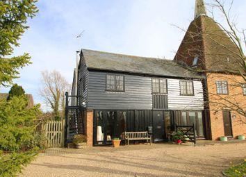 Thumbnail 3 bed semi-detached house for sale in Isemonger Oast, Rolvenden Road, Tenterden, Kent