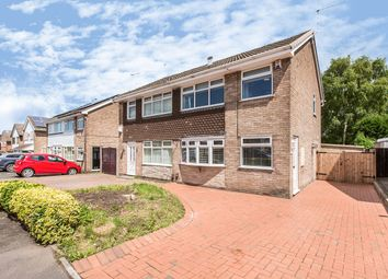 Thumbnail 3 bed semi-detached house for sale in Lyneside Road, Knypersley, Stoke-On-Trent, Staffordshire