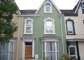 Thumbnail 4 bed terraced house to rent in St. Helens Avenue, Swansea