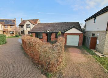 Thumbnail 2 bed detached bungalow for sale in Crane Close, Somersham, Huntingdon