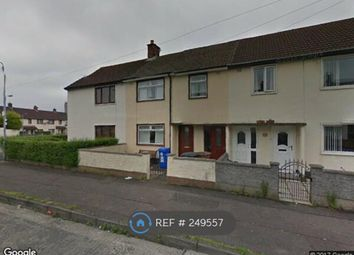 Thumbnail 3 bedroom terraced house to rent in ., Belfast