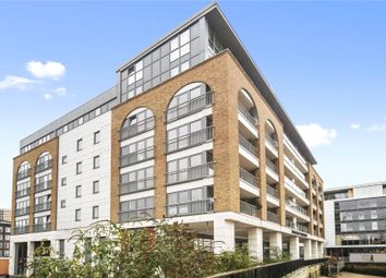 Thumbnail 1 bed flat to rent in Wood Wharf, Horseferry Place, London