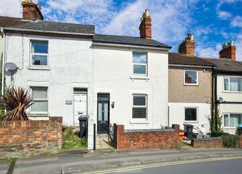 Thumbnail 2 bedroom terraced house for sale in Stafford Street, Swindon