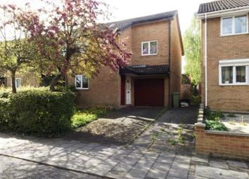 Thumbnail 3 bed semi-detached house for sale in Talland Avenue, Fishermead, Milton Keynes