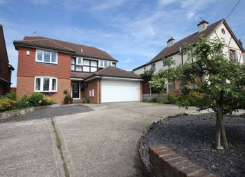Thumbnail 5 bed detached house for sale in Southend Road, Hockley