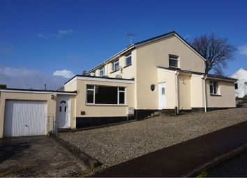 Thumbnail 4 bed semi-detached house for sale in Roslyn Close, St. Austell