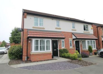 Thumbnail 3 bedroom semi-detached house for sale in Dartford Drive, Litherland, Liverpool, Merseyside