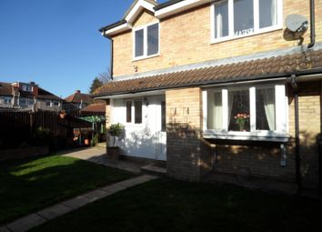 Thumbnail End terrace house to rent in Clayworth Close, Sidcup