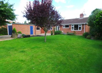 Thumbnail 3 bedroom detached bungalow to rent in Pond Street, Great Gonerby, Grantham