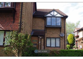 Thumbnail 1 bed end terrace house to rent in Rotherwood Close, London