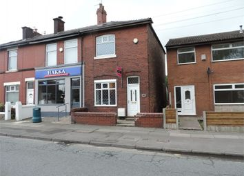 Thumbnail 2 bed end terrace house for sale in Bolton Road, Radcliffe, Manchester