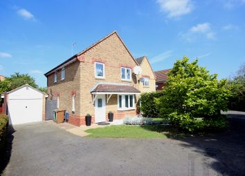 Thumbnail 4 bed detached house for sale in Duke Street, Wellingborough, Northamptonshire.