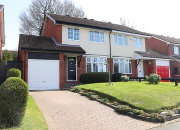 Thumbnail 3 bed semi-detached house for sale in Rea Valley Drive, Birmingham