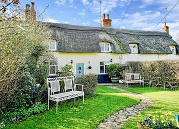 Thumbnail 2 bed cottage for sale in Park Road, Melchbourne, Bedford