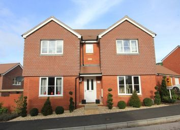 Thumbnail 4 bedroom detached house for sale in Thistle Close, Newton Abbot