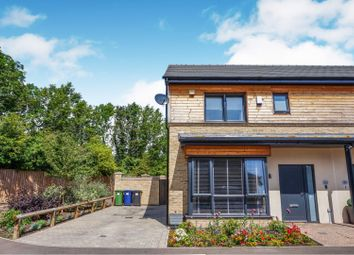 2 bed semi-detached house for sale in Eaton Close, St. Neots PE19