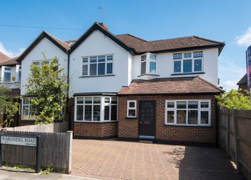 Thumbnail 4 bedroom semi-detached house for sale in Arundel Road, Norbiton, Kingston Upon Thames