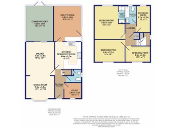 Thumbnail 4 bed detached house for sale in Station Street, Castle Gresley, Swadlincote