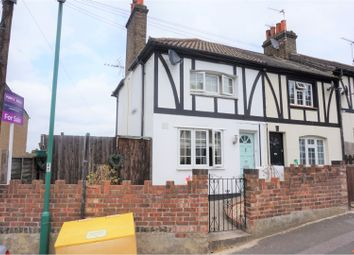 Thumbnail 2 bed end terrace house for sale in New Road, Dartford